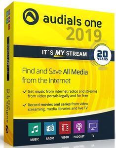 Audials One Platinum 2019.0.7200.0 Multilingual