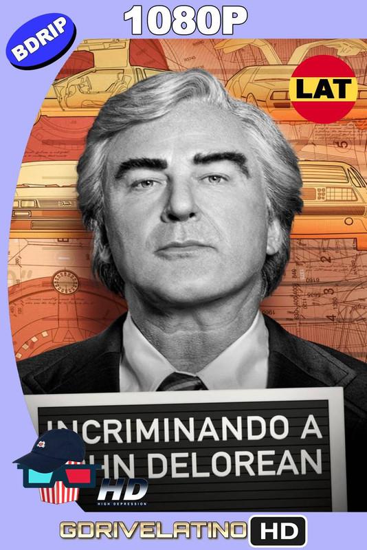 Incriminando a John DeLorean (2019) BDRip 1080p Latino-Ingles MKV