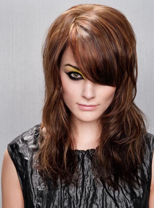 Модные стрижки на длинные волосы 2020 женские. Новинки, увеличивающие объём с чёлкой и без