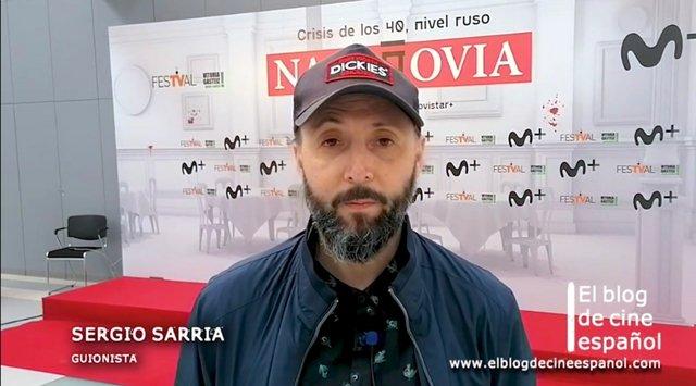 """ENTREVISTA A SERGIO SARRIA, UNO DE LOS CREADORES Y GUIONISTAS DE LA SERIE """"NASDROVIA"""""""