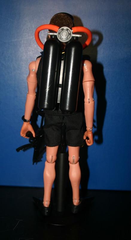 Kitbash: SAS Elite Force 041