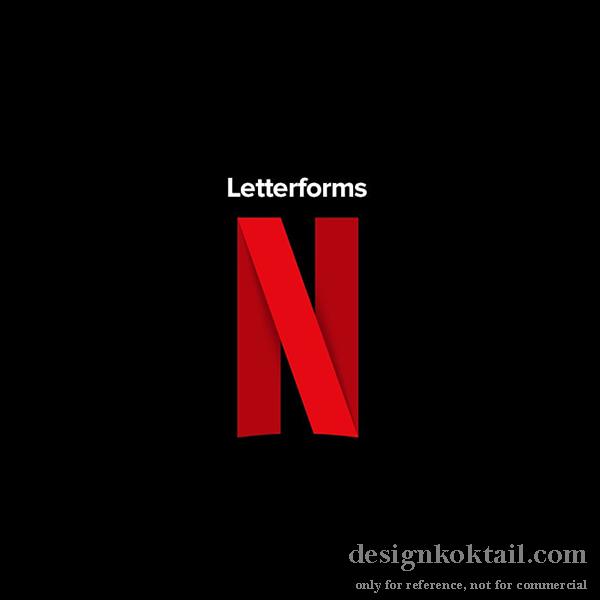 Letter forms Logo Design (Copy)