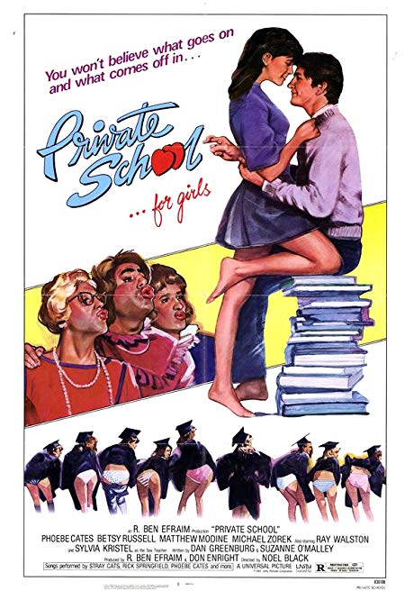 [18+] Private School (1983) English Blu-Ray – 480P | 720P – x264 – 300MB | 800MB – Download & Watch Online