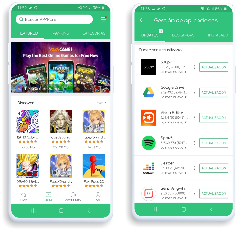 APKPure Mobile AppStore v3.13.2 [Mod]