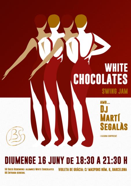 White Chocolates Swing Jam @ Barcelona | Catalunya | Espanya