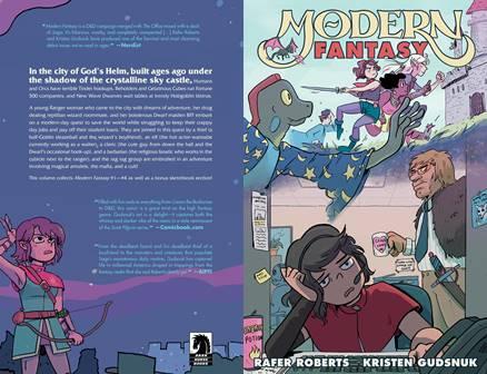 Modern Fantasy (2019)
