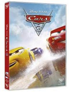 Cars 3 (2017) DVD9 Copia 1:1 Ita Multi Subs TRL