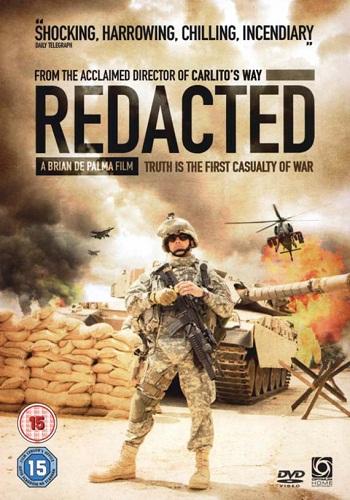 Redacted [2007][DVD R2][Spanish]