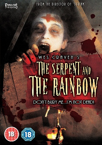 The Serpent And The Rainbow [1988][DVD R1][Latino][NTSC]
