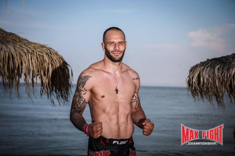 Деян Топалски преди MAX FIGHT 46: Правилникът MAX1 е перфектен за мен