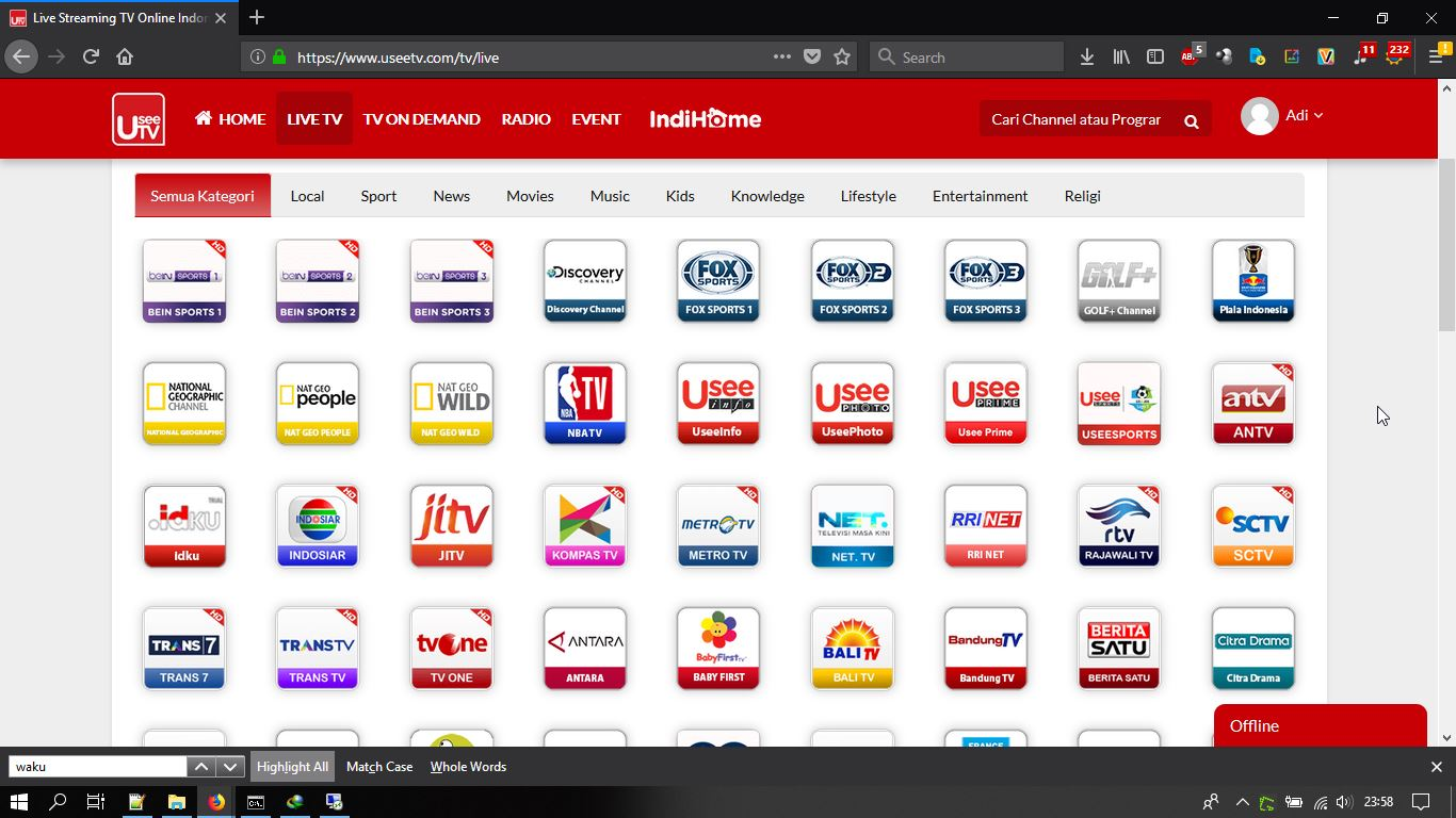 ALL ABOUT IPTV - Page3 | KASKUS