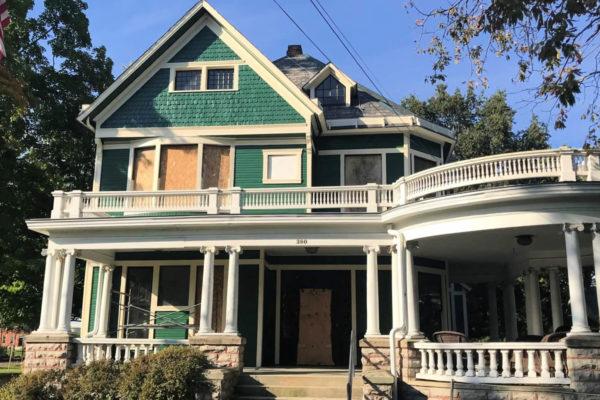 Warren Gs Hus i Long Beach, California, U.S.