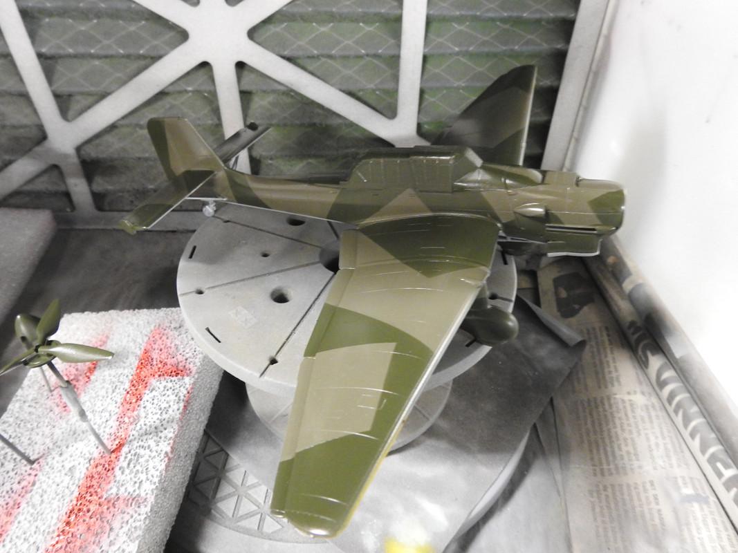 Ju87 B2 Stuka, Hasegawa 1/48 - Sida 2 DSCN4144