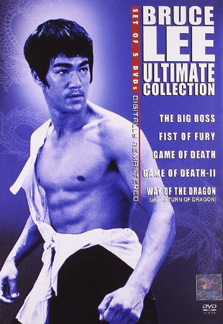 Bruce Lee: The Ultimate Collection (1971-1978) MULTi.2160p.UHD.BluRay.Remux.HEVC.SDR.DTS-HD.MA.6.1 / POLSKI LEKTOR i NAPISY