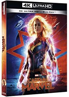 Captain Marvel (2019) BluRay 2160p UHD HDR10 HEVC Ita Multi DTS 5.1 Eng DTS-HD 7.1