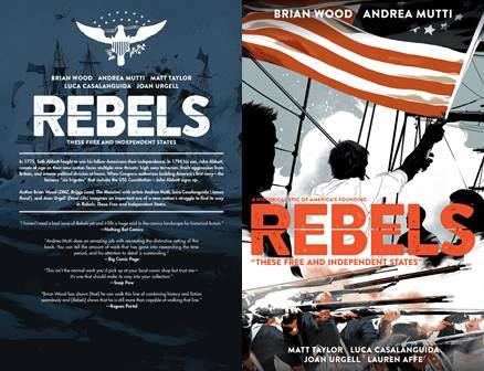 Rebels v02 - These Free and Independent States (2018)