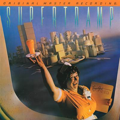 Supertramp - Breakfast In America (1978) {1982, MFSL Remastered, CD-Format + Hi-Res Vinyl Rip}