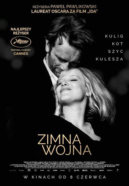 Zimna wojna (2018) PL.DVDRip.XviD-KiT / Film polski